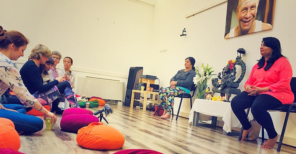 Saraswathi Jois yoga
