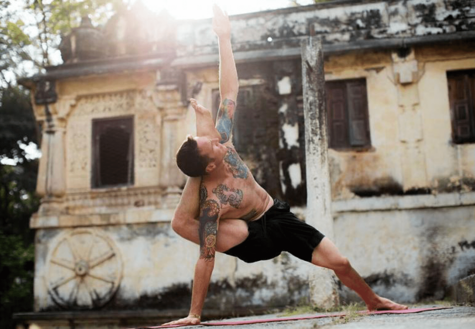 Taylor Hunt Ashtanga