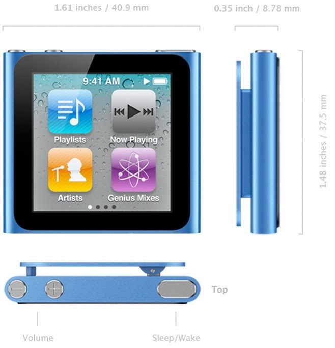 iPod nano alternatives (2/6)
