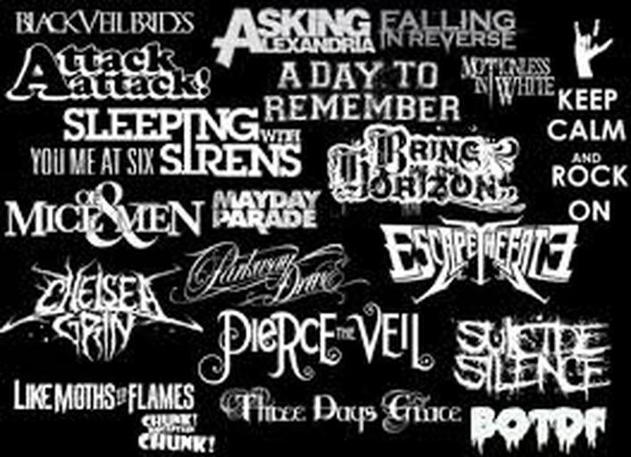 Falling In Reverse Wallpaper Iphone 4 Band Land Central Home