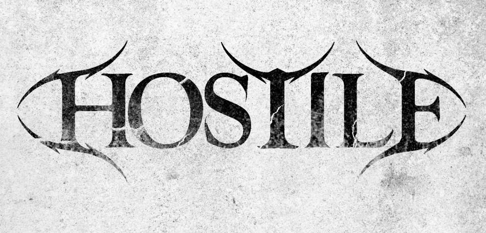 New logo for Hostile