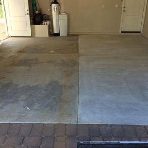 concrete restoration preparation
