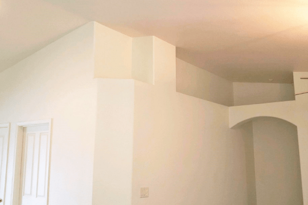 Interior paint protects your home's value