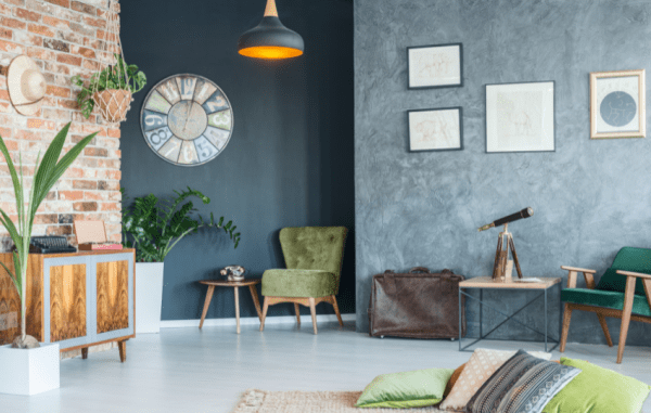 Design-trends-accent-wall-blues-grays