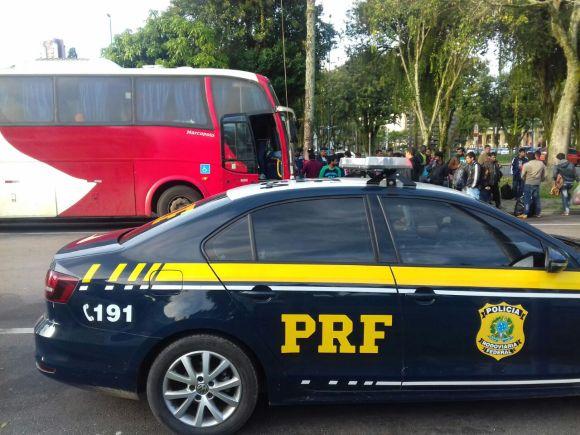 Foto: Divulgação / PRF
