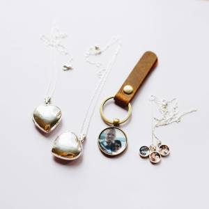 Handmade Lockets and Chains
