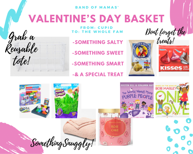 Valentine's Day Gift Inspo for your Family