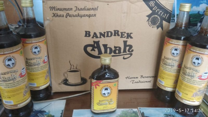 Sejarah Bandrek Abah Ciwidey Bandung Selatan