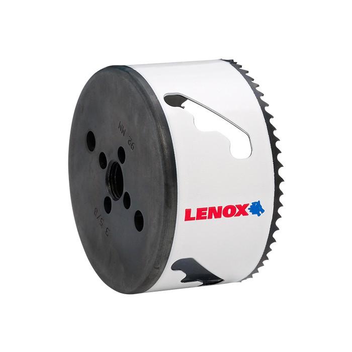 "Lenox 3 ⅝"" Bimetal Speed Slot® Hole Saw, 3005858l"