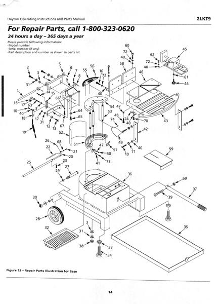 manuals page 151  parts manual