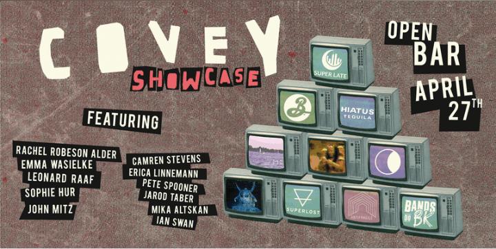 Covey, Super Late, Bands do BK, Bands do Brooklyn, Brooklyn, live music, Williamsburg, NYC