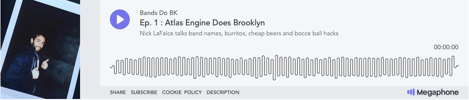 Atlas Engine, Bands do BK, Radio Free Brooklyn, Brooklyn