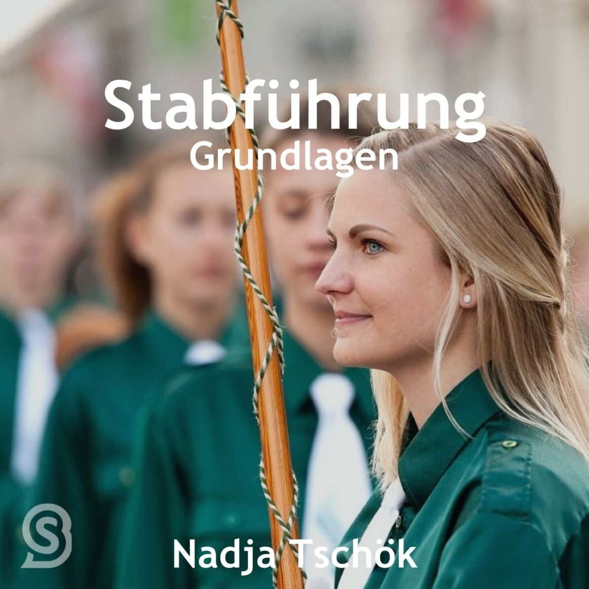 Grundlagen der Stabführung lernen - mit Nadja Tschök