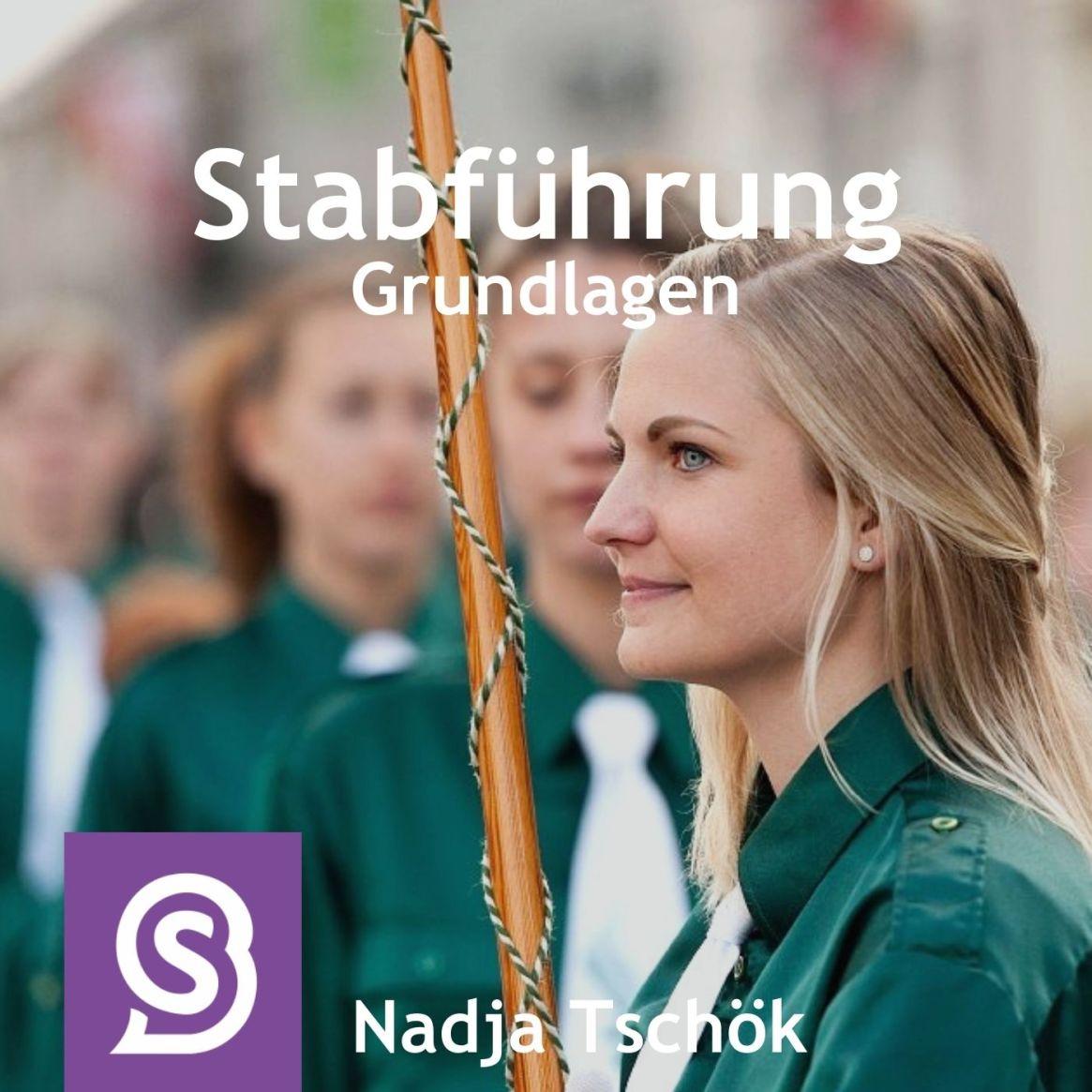 Stabführung Grundlagen mit Nadja - Erfahrungen & Outtakes
