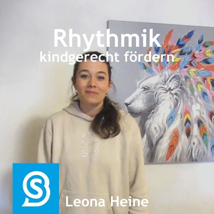 Rhythmusübungen für Kinder - mit Leona Heine