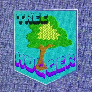 tree hugger patch design