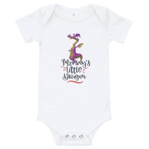 Mommy's Little Dragon Infant T-Shirt