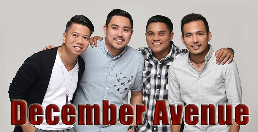 December Avenue 840