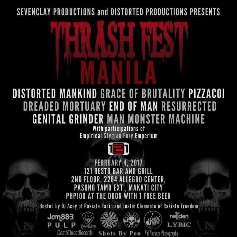 Manila ThrashFEST!