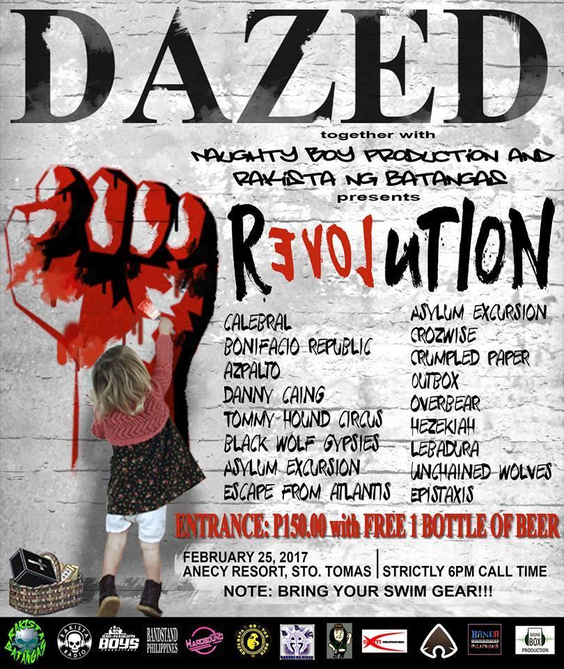 Revolution! 2.25.17