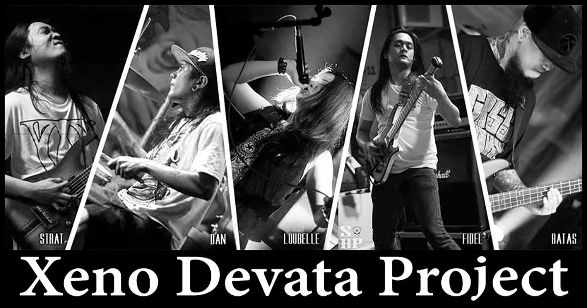 Xeno Devata Project #BalianNgLeeg6