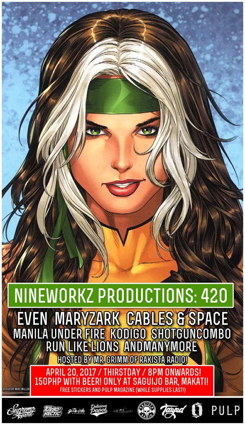 Nineworkz Productions: 420