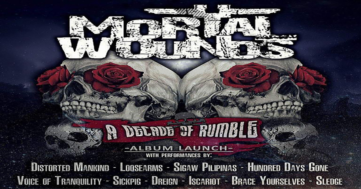 Mortal Wounds : Album Launch