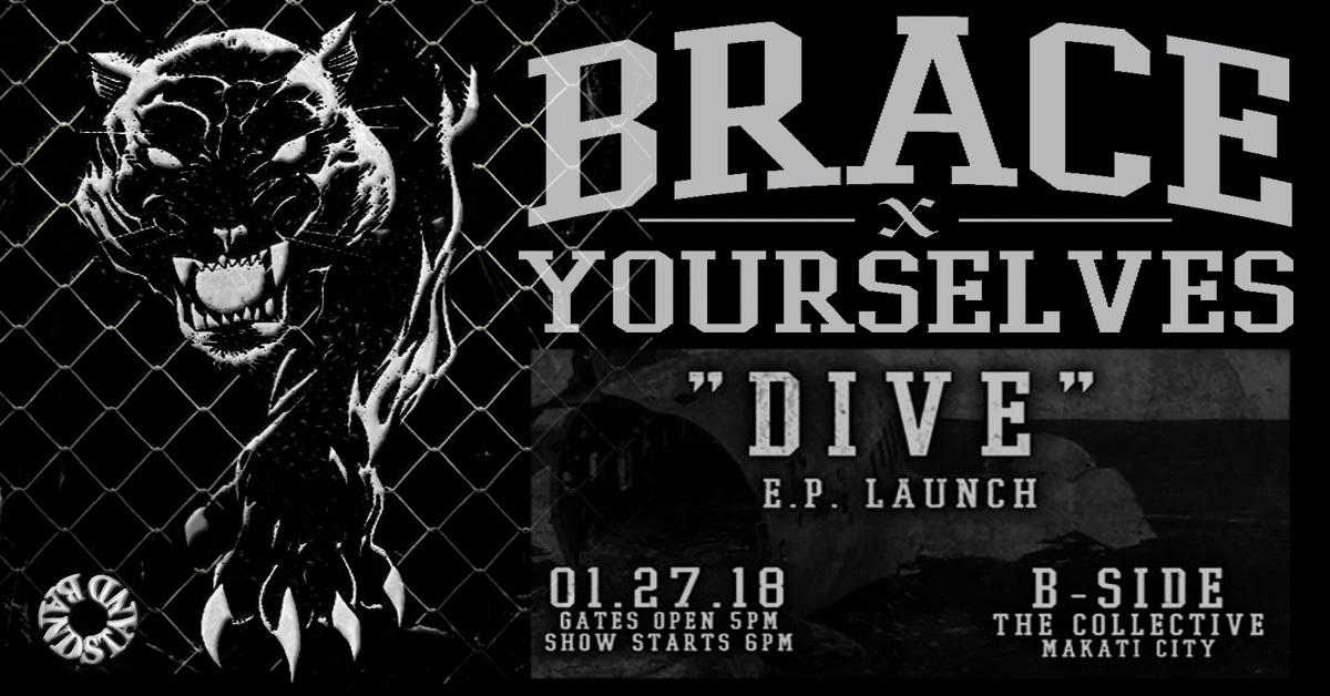 "Brace Yourselves ""DIVE"" EP Launch"