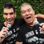 Father and Son Karaoke Duo are Outstanding & Simply Magnificent to Watch!