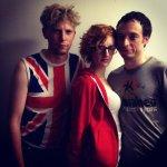 Reed, Adrienne, & Bob