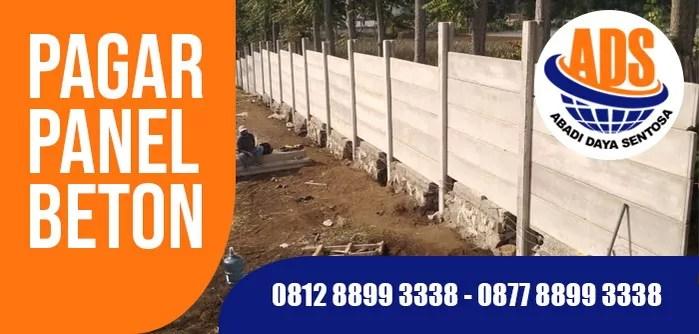 toko baja ringan cianjur pagar panel beton 0812 8899 3338 harga pasang pabrik