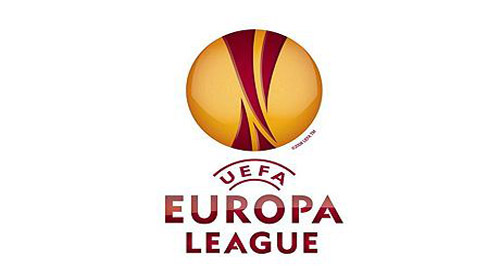 New UEFA Europa League logo...UEFA HANDOUT/EPA/MAXPPP - epa01501455 Handout released by the UEFA shows the new logo of the UEFA Europa League. The UEFA Executive Committee has approved 26 September 2008 the change of name for the UEFA Cup to the UEFA Europa League from 2009/10. The new name heralds major changes to the competition, which will have a new 48-team group stage with centralised marketing of broadcast rights, a presenting sponsor and an official matchball in addition to centralised sponsorship from the knockout stage and a new logo and visual identity according to the news release by the UEFA.  EPA/UEFA HANDOUT EDITORIAL USE ONLY / NO SALES