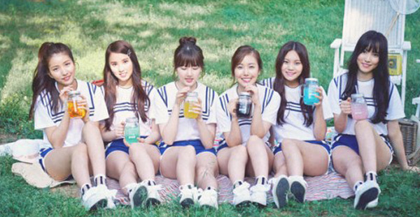 Super Rookie Girl Grup