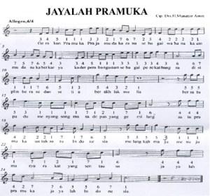 Jayalah Pramuka