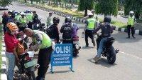 Razia Polisi Operasi Patuh Lodaya