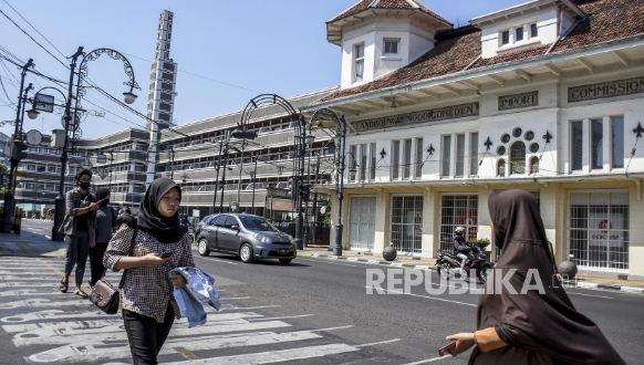 Masker Warga Bandung
