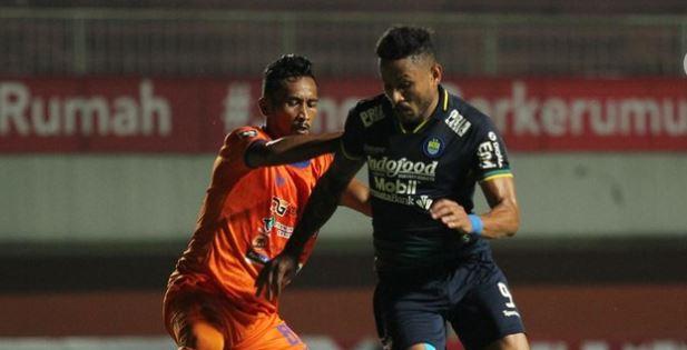 Video Cuplikan Gol Persib Bandung vs Persiraja 2-1