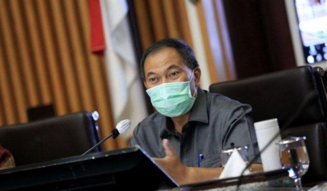 Keluarga Wali Kota Bandung Positif Covid-19