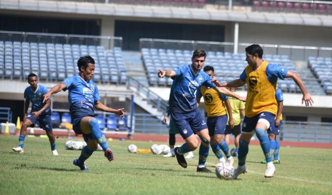 Prediksi Starting Line-up Persib Bandung di Liga 1 2021/22