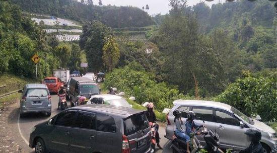 Asita Jabar: Parkir Liar Premanisme di Tempat Wisata Bandung