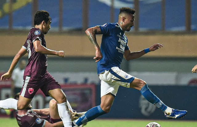 Persib Bandung Ditahan Imbang PSM Makassar 1-1
