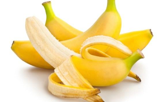 makan pisang