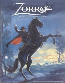 Zorro The Roleplaying Game KS 1