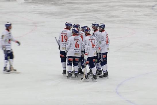 """Enkel seger för Bollnäs: """"Vi är i bra form"""""""