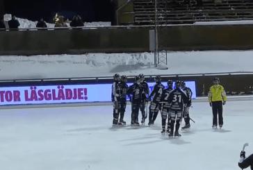 TV+TEXT: Sandviken tog ner Vänersborg på jorden