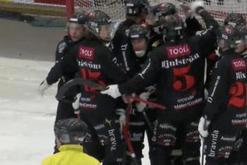 TV: Bollnäs tappade poäng mot Tillberga