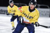 """Tellusförsvararen om träning på hockeyrink: """"Kanon för oss"""""""