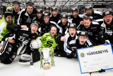 """Haraldsson belåten efter cuptriumfen – och slutkörd: """"Jävligt trött"""""""