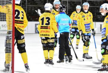 """Broberg segrade mot nykomlingen: """"Skönt att vi reder ut det"""""""
