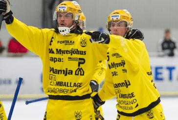 """Vetlanda segrade över Sirius – Andersson fortsätter ösa in mål: """"Helt okej"""""""